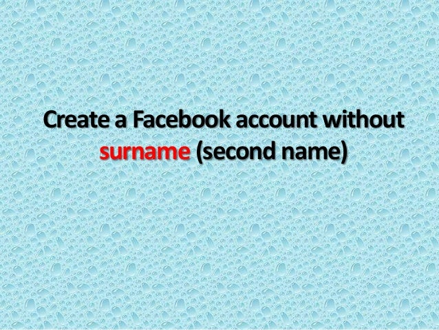 how to go on facebook without an account
