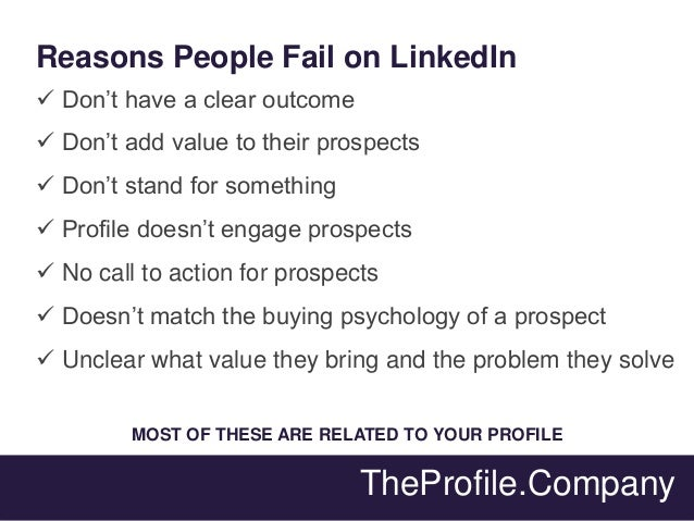 how to create a linkedin profile