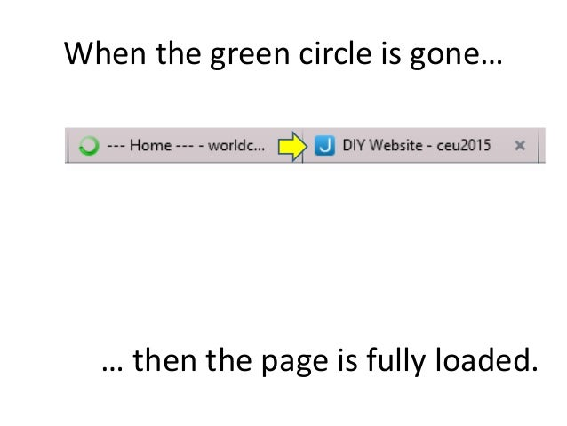 how to create a in construction page on your website