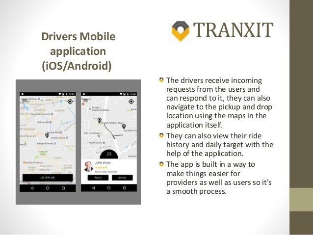 Build Your own taxi app like Uber