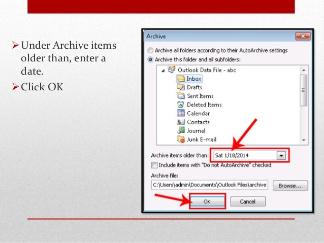 how to create pst in outlook 2010