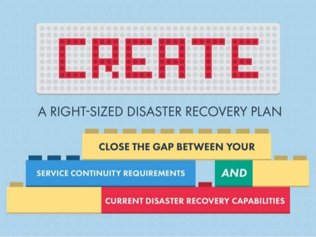 how to create a disaster recovery Disasters that create it downtime  disaster in the event that primary  all of these roles need to be in communication when in a disaster recovery mode of.