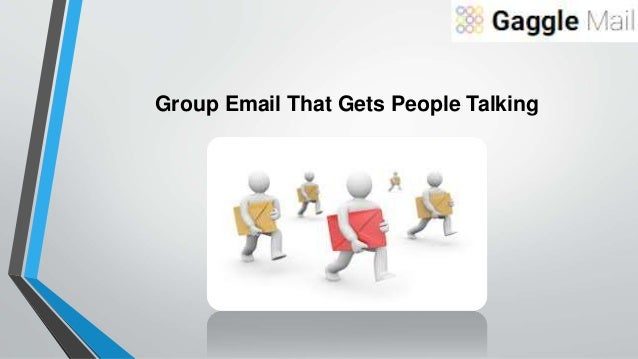 how to write a group email in gmail