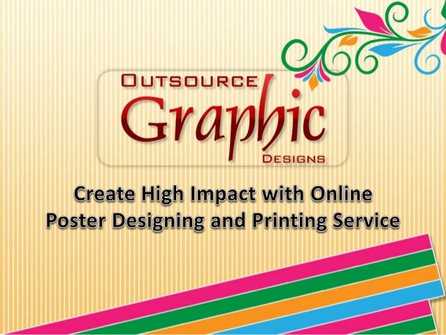 Preparing a poster is not that easy at seems. It must match the level of the service that will be provided by the company....