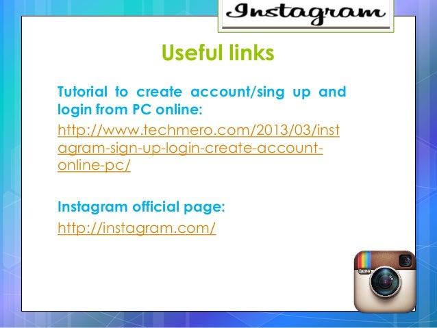 Images - Sing in instagram