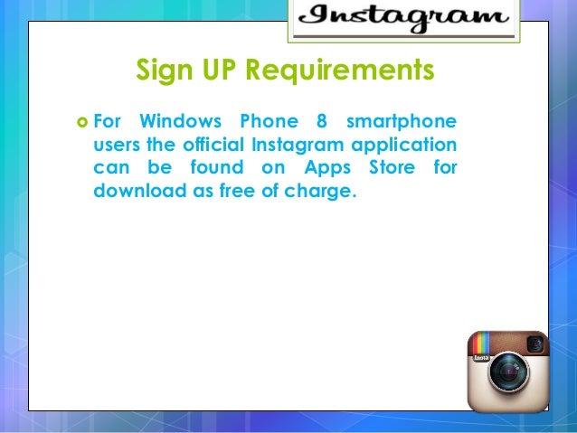 Create Instagram Account Login Sign Up Online