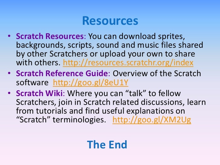 Create Online Interactive Projects with Scratch 1