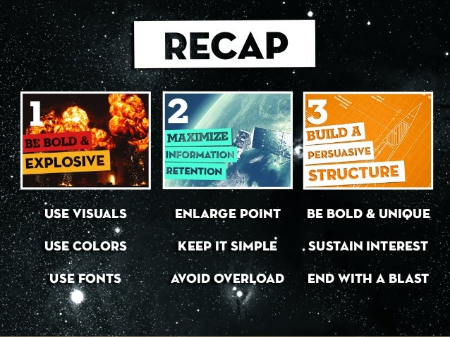 How To Create Presentation Slides That Are Out Of This World by @slidecomet @itseugenec @kaixinspeaking Slide 57