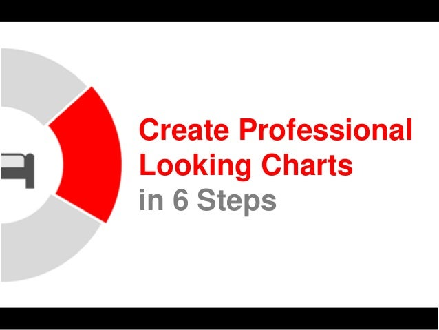 Create Professional Looking Charts in 6 Steps