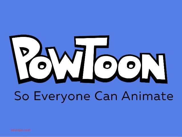 Create Quick And Awesome Video Using Powtoon