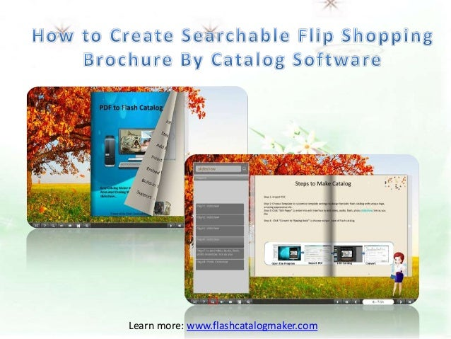 Learn more: www.flashcatalogmaker.com