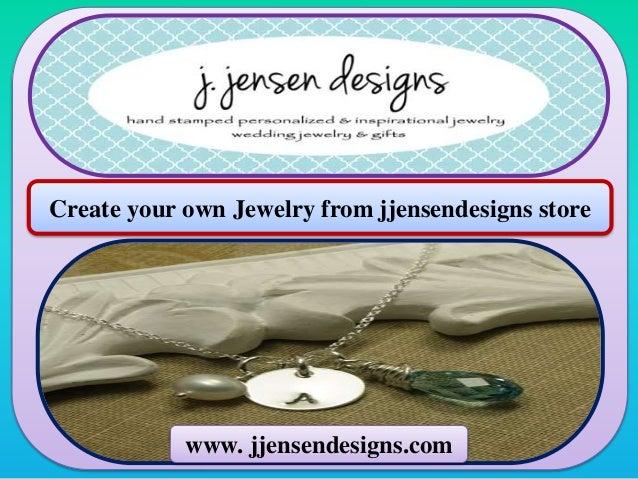 Create your own Jewelry from jjensendesigns store www. jjensendesigns.com