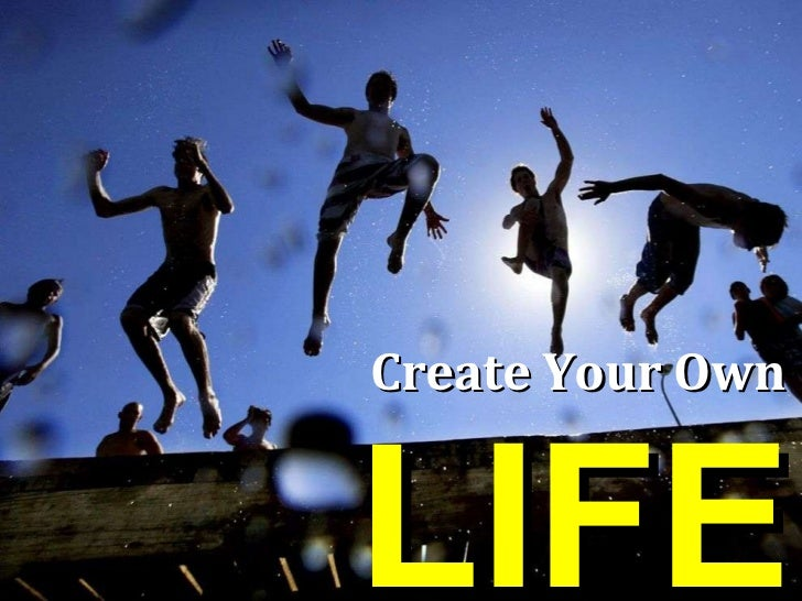 LIFE Create Your Own