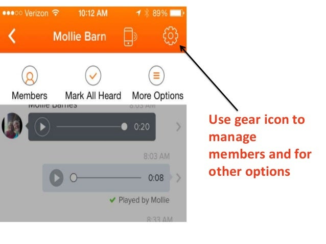 Create Your Tribe with Voxer