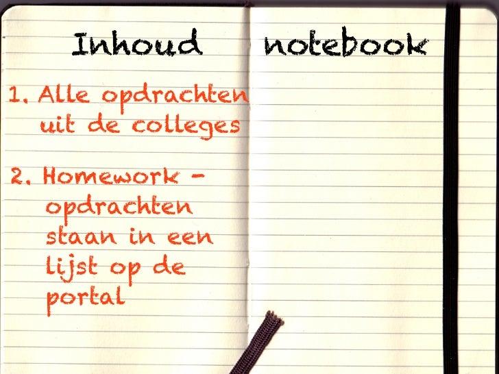 Geliefde Creatief Schrijven College 1 #MQ05