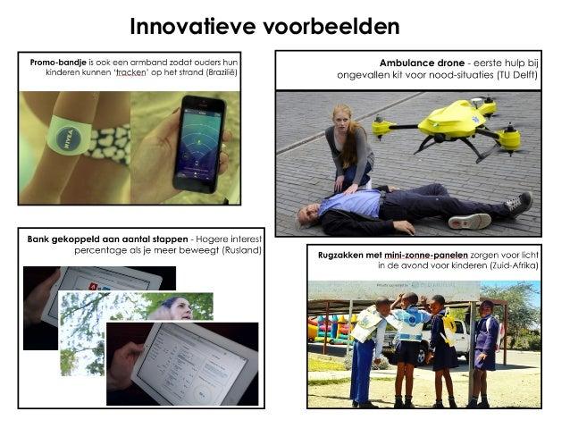 Innovatieve voorbeelden