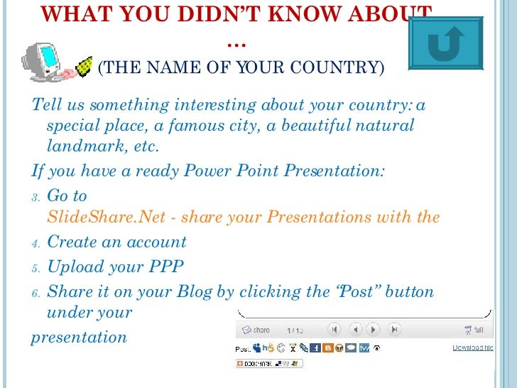 MULTIPLE CHOICE VOCABULARY GAME            What is a BLOG?  A collaborative website whose content   can be edited by anyo...