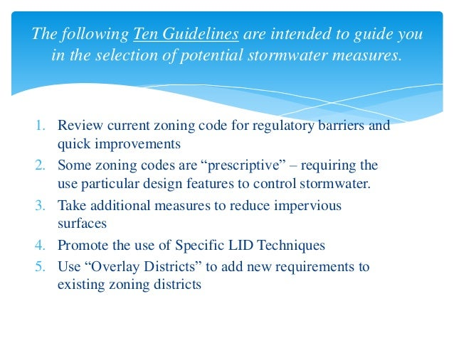 """1. Review current zoning code for regulatory barriers and quick improvements 2. Some zoning codes are """"prescriptive"""" – req..."""