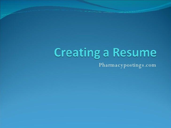 Pharmacypostings.com