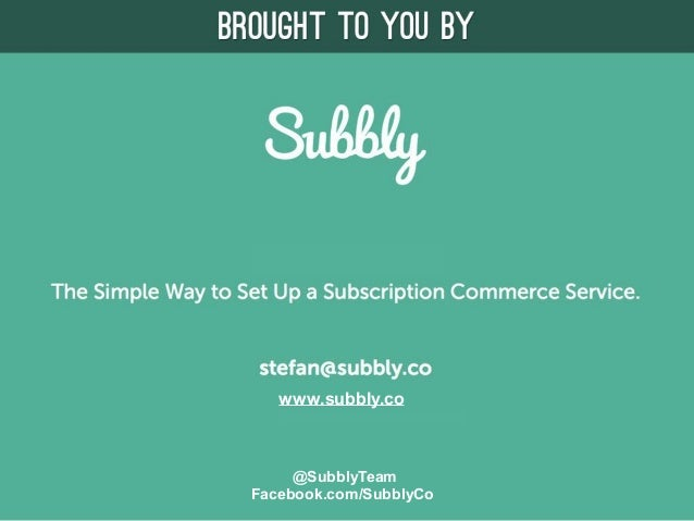 Creating A Subscription Box Business 5 Alternatives to Cratejoy