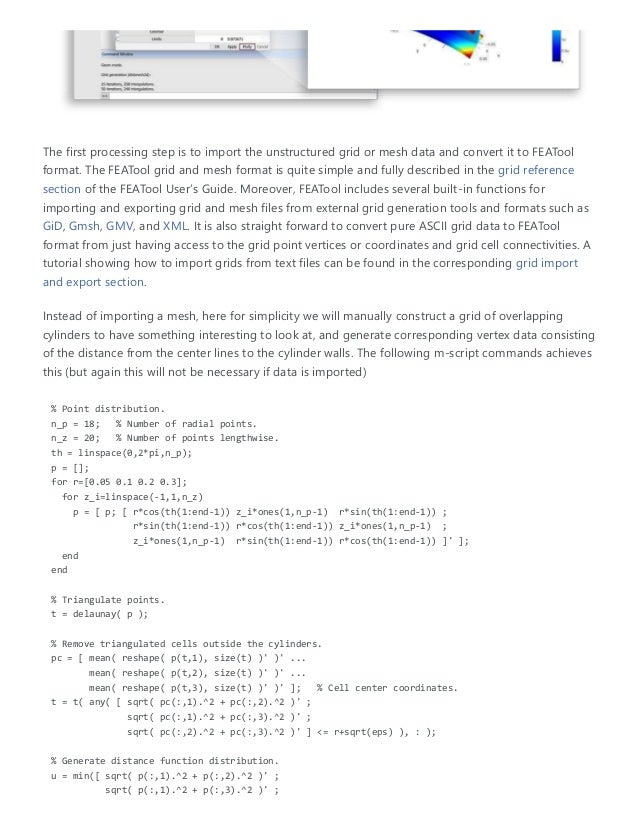 Gmsh Reference Manual