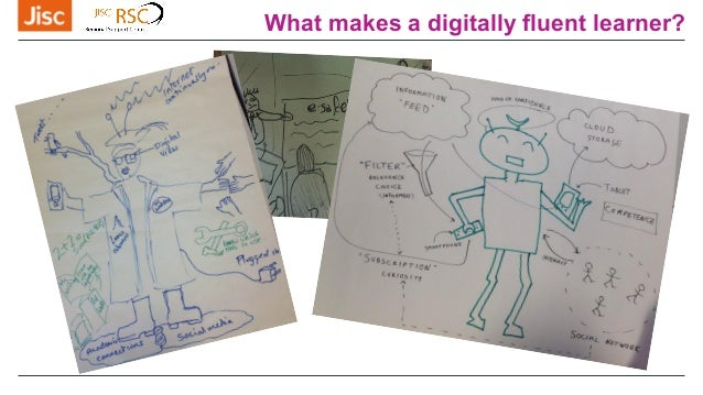 What makes a digitally fluent learner?