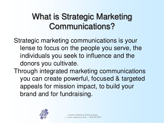 marketing communications plan How to define smart marketing objectives by dave  when setting future objectives for marketing such as in a marketing plan it's useful to look hard at each.