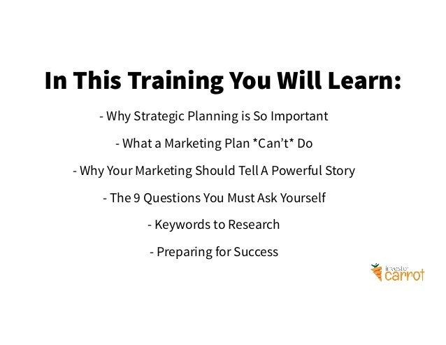 """Real Estate Marketing Plan: Sample """"Simple"""" Strategic Template for Re…"""