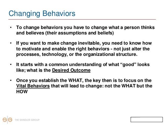 Leland Sandler's Presentation on Creating and Capturing value Slide 3