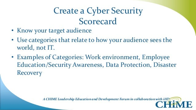 Cyber education your key to success