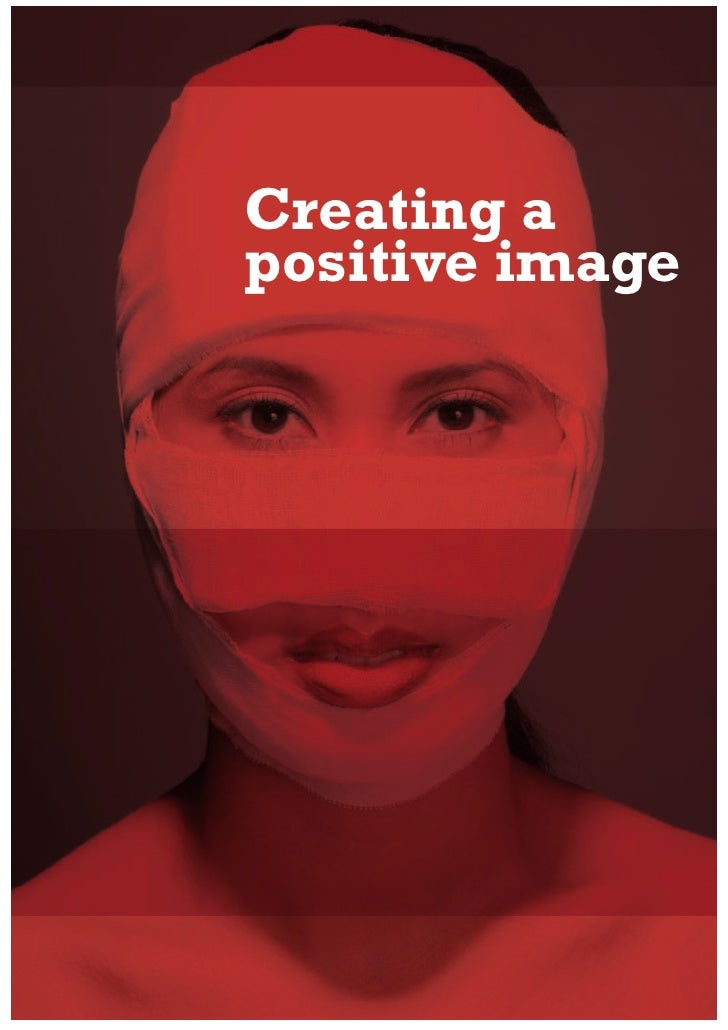 Creating apositive image