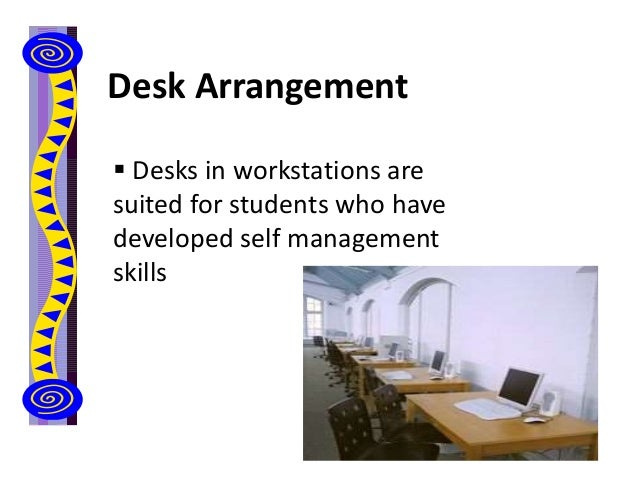 Classroom Decoration Desk Arrangements ~ Creating a positive learning environment