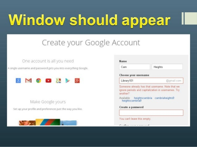 how to create a professional email account