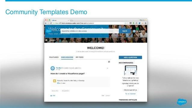 Creating a Salesforce Community: Code vs Configuration