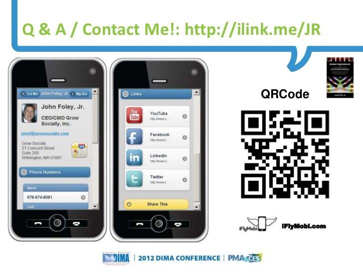 Q & A / Contact Me!: http://ilink.me/JR                                                                           QRCode  ...