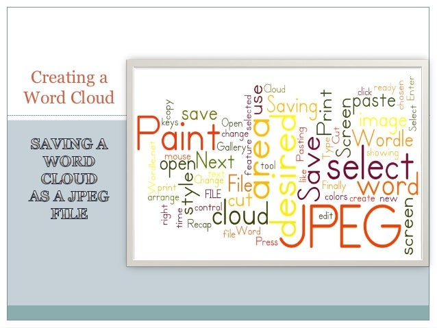 Creating a Word Cloud