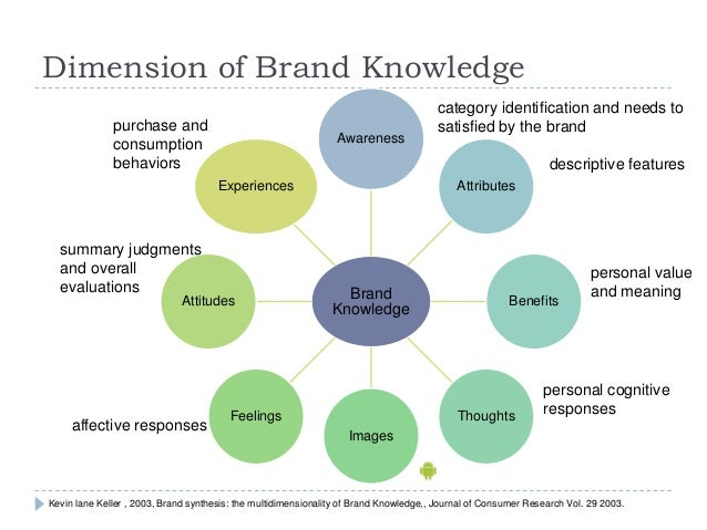 brand knowledge Brand audit detailed brand audit on cadbury dairy milk submitted by: avinash hegde shruti kapoor group no: 8  brand knowledge structure:.
