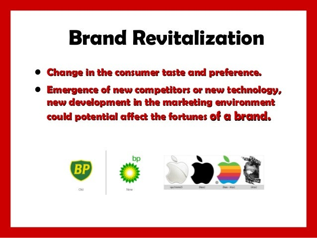 what is brand reinforcement and revitalisation marketing essay Essay about brand equity  importance of the brand in marketing strategy -- which heretofore had been relatively neglected -- and provided impetus for managerial .