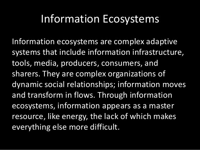 Creating complex information systems Slide 2