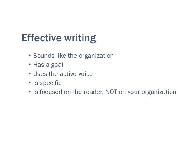 Writing mobile-friendly content •Write fewer words •Don't rely on visual cues in the content, since the visual placement...