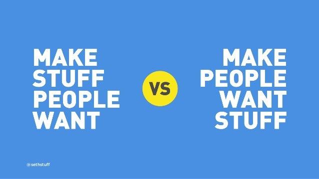 - Content Marketing Institute @sethstuff
