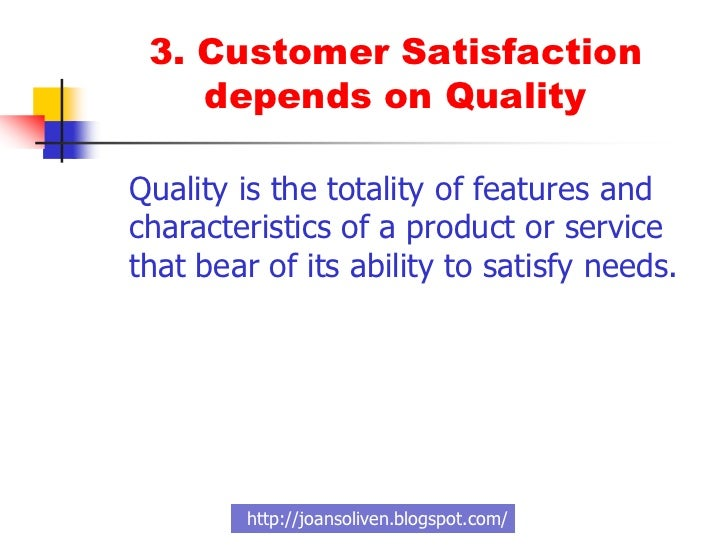 """creating customer satisfaction and profitable value Customer satisfaction enable the firm to create value for customers and creating customer value"""", which originally."""
