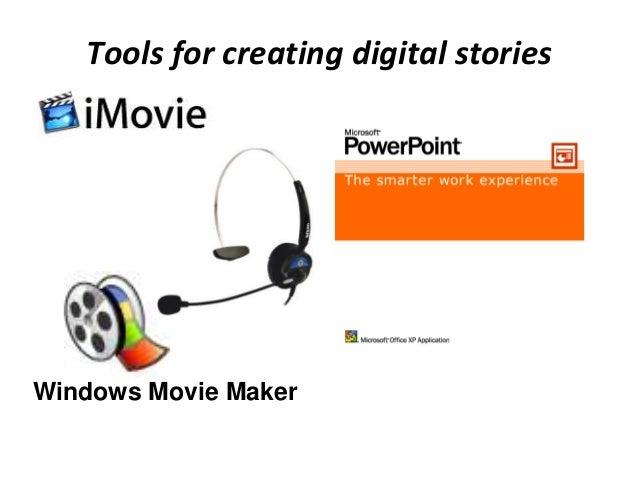 Creating Digital Stories Slide 3