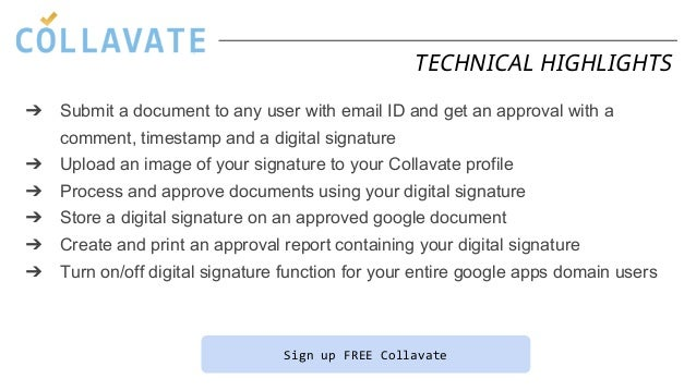 how to add signature in google docs