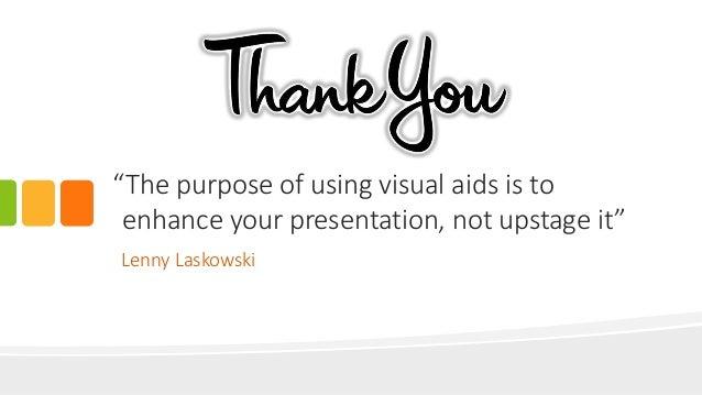 Creating effective presentation