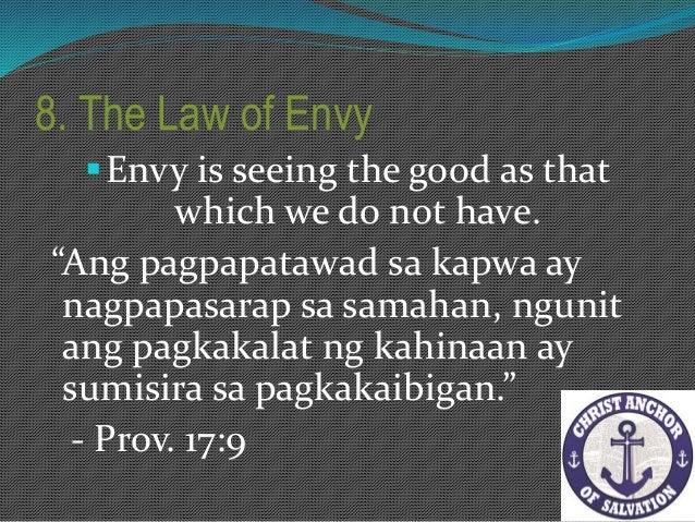 9. The Law of Activity Matthew 14:22-33