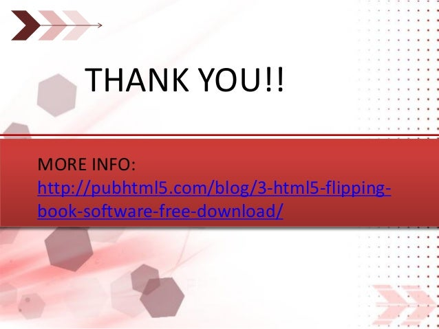 Creating html5 flipbook with pu bhtml5 maker