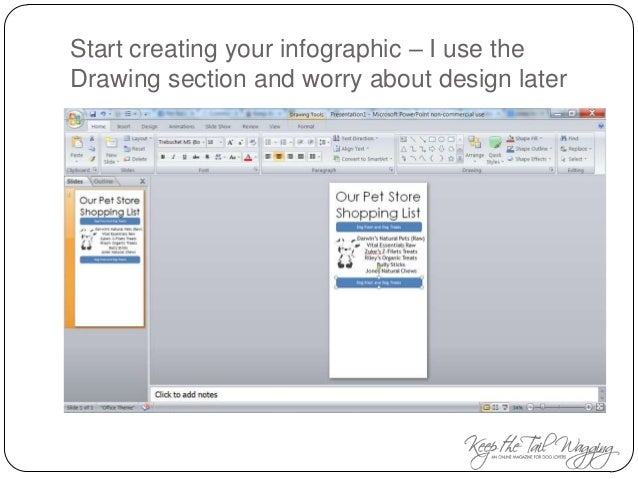 how i created easy infographics using ms powerpoint, Powerpoint templates