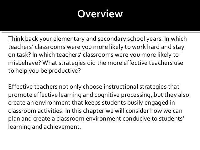 Creating Learning Environment Slide 2