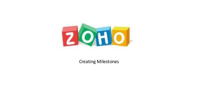 Creating Milestones
